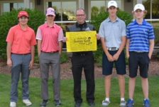Baxter Creek Hosts Junior Golf Qualifier