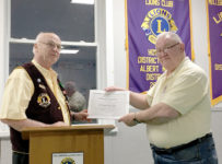 Local Lions' Club Breakfast Program Winds up Another Successful Season