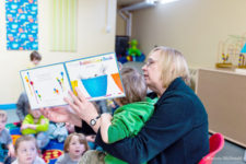 Thanking Moyra Seabright for Shaping the Lives of Our Youngest Residents