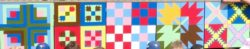 North Cavan Students Unveil their Quilt Block