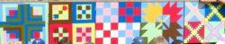 North Cavan Students Unveil their Quilt Block