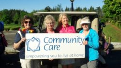 Advantage Charity Golf Tournament Participants Tee up for Community Care