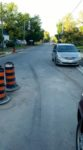 King Street West Opening Marked by Speeding