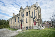 Former United Church Transformed into Captivating Wedding Venue
