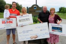 Millbrook Community Care receives $6500 donation