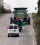 Respecting Farm Vehicles on the Road