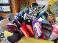 Recycled Sweaters Find New Life as Stylish, Environmentally-Friendly Mittens
