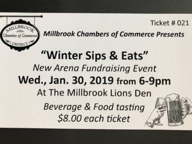 Millbrook Chamber - Fundraising Event for the CMCC Project