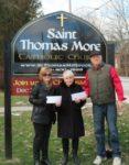 St. Thomas More Catholic Church Donation