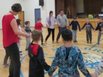 Millbrook Primary Students Participate in Indigenous Dance Workshops