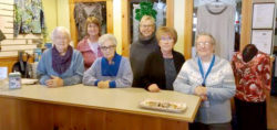 Millbrook's Community Care Volunteer New to You Store