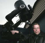 Meet Gary Boyle with Backyard Astronomy