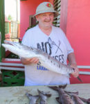 Fishing for Barracuda in Belize