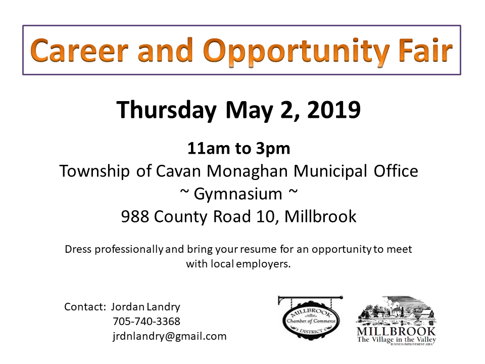Career & Opportunity Fair