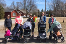 Old Millbrook School Family Centre Hosts Weekly Stroller Walk