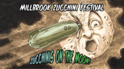 One Giant Zucchini for Mankind